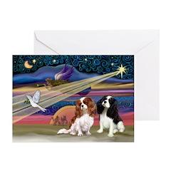 XStar-Cavalier Greeting Cards (Pk of 20)