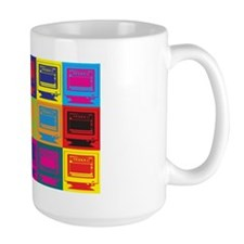 Desktop Publishing Pop Art Mug