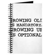 Growing Up is Optional Journal