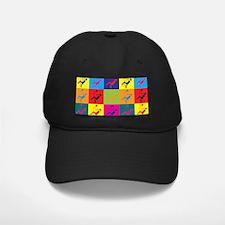 Dentistry Pop Art Baseball Hat