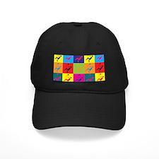 Dental Hygiene Pop Art Baseball Hat