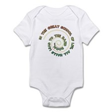 All halls lead to the band room Infant Bodysuit