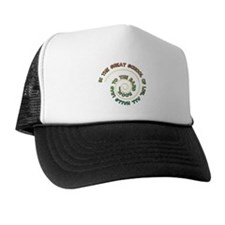 All halls lead to the band room Trucker Hat