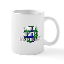 World's Greatest Receptionist Mug