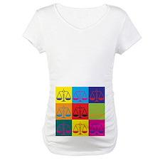 Criminal Justice Pop Art Shirt