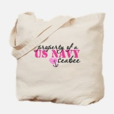 Property of a US NAVY Tote Bag