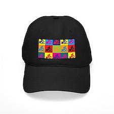 Crewing Pop Art Baseball Hat