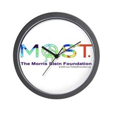 MoSt in Colors Wall Clock