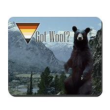 Got Woof? Mousepad