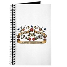 Live Love Cross-Stitching Journal