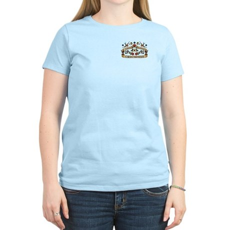 Live Love Crocheting Women's Light T-Shirt