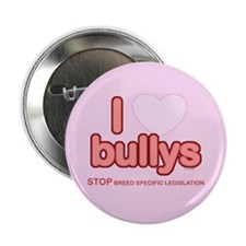 Pink Bullys Button