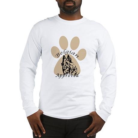 Belgian Sheepdog, Belgian Ter Long Sleeve T-Shirt