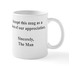 TheGrayWall.com Appreciation Mug
