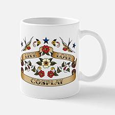 Live Love Cosplay Mug