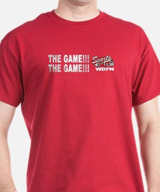 """WDFN """"The Game"""" T-Shirt"""