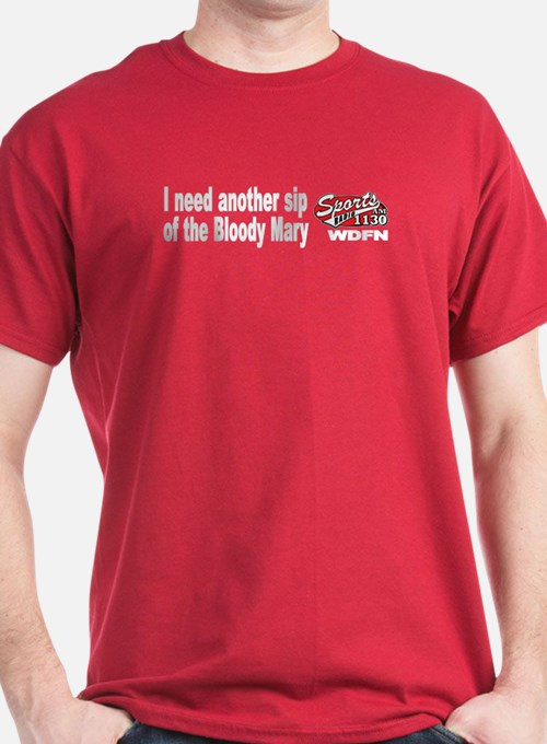 """WDFN """"Another Sip"""" T-Shirt"""