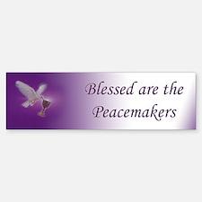 Peacemaker Bumper Bumper Bumper Sticker