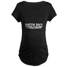 Match Day Dating Website Tran T-Shirt