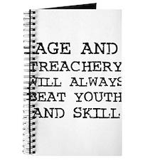 Age and Treachery Journal