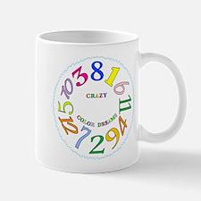 CrazyColorDreams01 Mugs