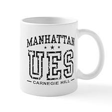 Upper East Side Carnegie Hill Mug