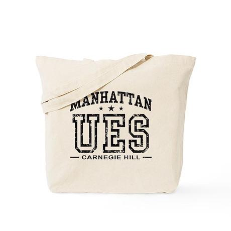 Upper East Side Carnegie Hill Tote Bag