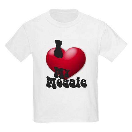 """I Love My Moggie!"" Kids T-Shirt"