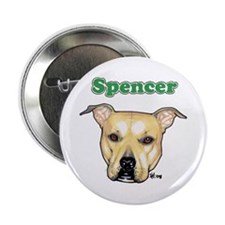"Spencer 2.25"" Button (10 pack)"