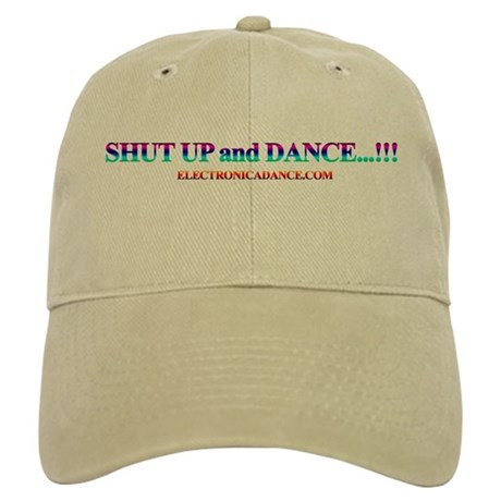 SHUT UP AND DANCE COOL CAP