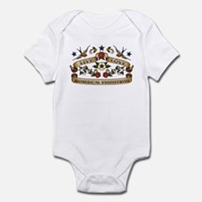 Live Love Biomedical Engineering Infant Bodysuit