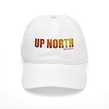 Up North, Michigan Baseball Cap