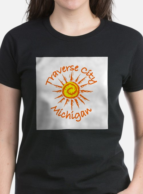 Traverse City, Michigan Tee