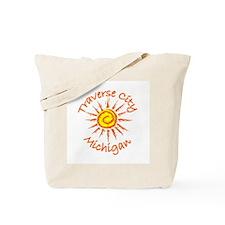Traverse City, Michigan Tote Bag