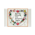 New Section Rectangle Magnet (100 pack)