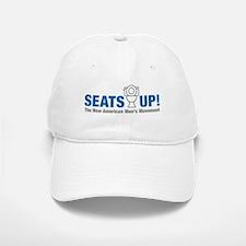 Seats Up Baseball Baseball Cap