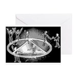 Afternoon Sobriety Greeting Cards (Pk of 20)