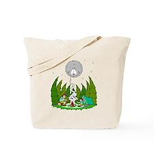 Camping FUN Tote Bag