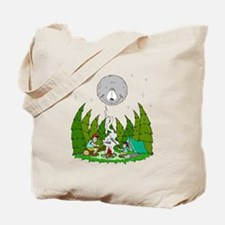 Camping FUN Tote Bag