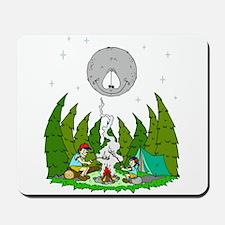 Camping FUN Mousepad