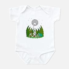 Camping FUN Infant Bodysuit