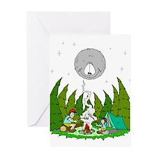 Camping FUN Greeting Card