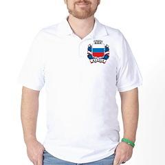 Stylish Russia Crest T-Shirt