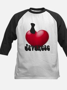 'I Love Javanese' Tee