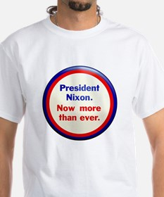 Nixon now more than ever Shirt