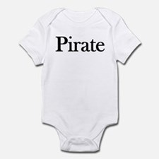 "Instant ""Pirate"" Costume Infant Creeper"