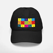 Clarinet Pop Art Baseball Hat