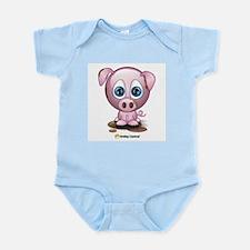 Piggy Infant Creeper