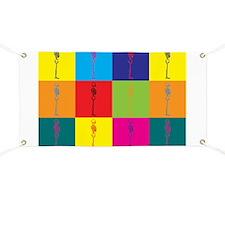 Chiropractic Pop Art Banner