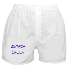 Matzoh Balls Boxer Shorts